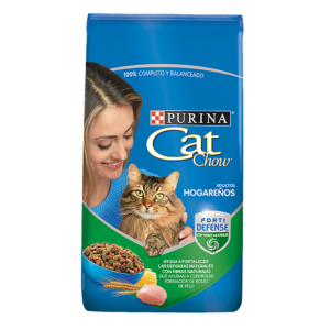CAT CHOW HOGAREÑOS x 1 y 8 KG