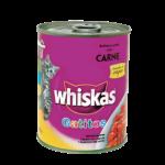 Whiskas Lata Gatitos x 340 Gs