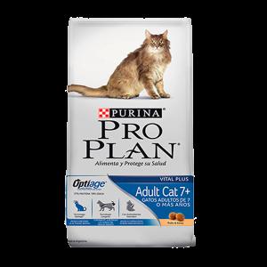 Pro Plan Adult Cat +7 x 1, 3 y 7.5 kg