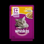 Whiskas Pouch Adulto Pollo x 85 Gs