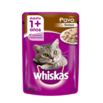 Whiskas Pouch Adulto Pavo x 85 Gs