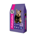 Eukanuba Puppy Small Breed x 1, 3 y 15 kg