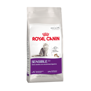 ROYAL CANIN Sensible 33  x 0,4 – 2 y 7,5 kg