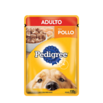 Pedigree Pouch Adulto  pollo x 100 G