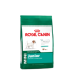 ROYAL CANIN Mini Junior x 1 – 3 – 7,5 y 15 Kg