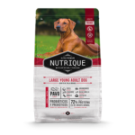 Nutrique Large Young Adult Dog x 350gr y15kg