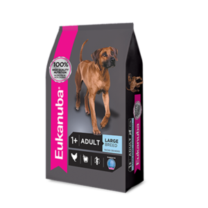 Eukanuba Adult Large Breed x 3 y 15 kg