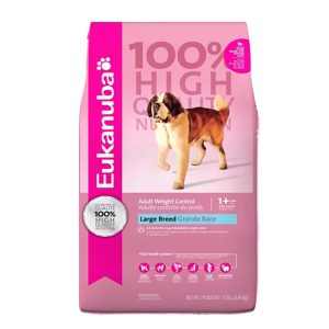 Eukanuba Adult WC Large Breed x 3 y 15 kg
