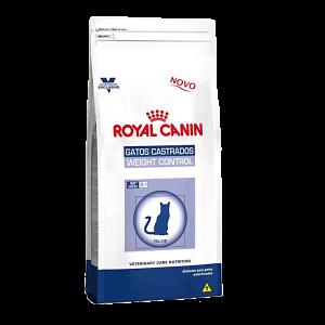 ROYAL CANIN Gatos Castrados Weight Control x 0,4-1,5-3-7,5 y 12 kg
