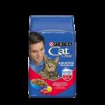 CAT CHOW SABOR CARNE x 1, 3, 8 y 15 kg
