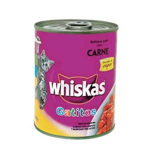 Whiskas Lata Gatitos x 340 Gs