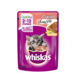 Whiskas Pouch Gatitos  x 85 Gs