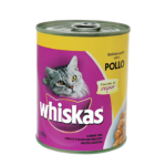 Whiskas Lata  Adulto Pollo x 340 Gs