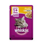 Whiskas Pouch Adulto Pollo x 85 Gs