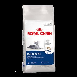 ROYAL CANIN Indoor 7+ 0,4 – 2 y 7.5 kg