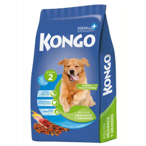 Kongo Tradicional por 20 kg