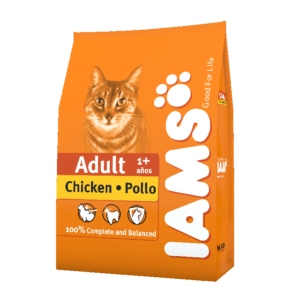 Iams Cat Chicken x 1, 3 y 15 kg
