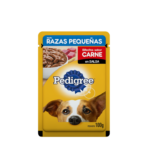 Pedigree Pouch Adulto Raza Pequeña  Carne x 100 G