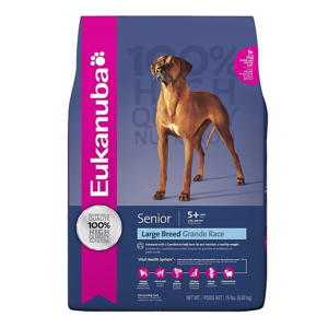 Eukanuba Adult Senior Large Breed x 3 y 15 kg