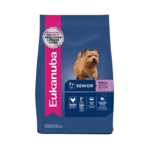 Eukanuba Adult Senior Small Breed x 3 kg