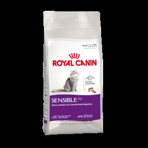 ROYAL CANIN Sensible 33  x 0,4 – 2 y 7,5 kg