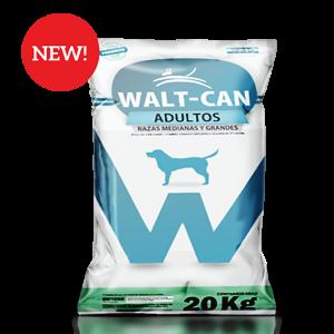 WALT CAN ADULTO X 20 KG