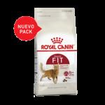 ROYAL CANIN FIT 32 x 0,4 – 2 – 7,5 y 15 kg