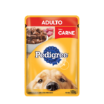 Pedigree Pouch Adulto Carne x 100 G