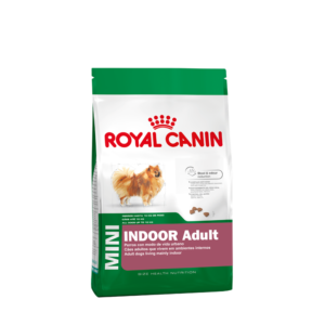 ROYAL CANIN Mini Indoor x 1 y 3 Kg