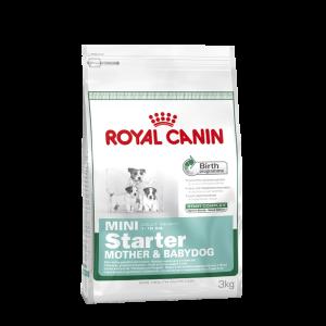 ROYAL CANIN Starter Mini Nuevo x 1 y 3 Kg