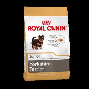 ROYAL CANIN Yorkshire Terrier Junior x 1 y 3 Kg