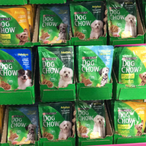 DOG CHOW POUCH 2 x 1