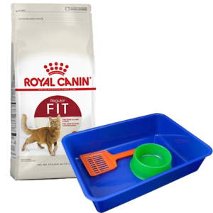 Combo Royal Canin FIT
