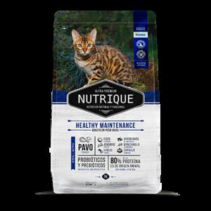 Nutrique Young Adult Cat Healthy Maint. x 2 y 7,5 kg