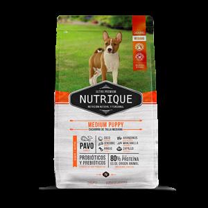 Nutrique Medium Puppy x 12 kg