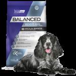 Balanced Perro Senior Raza Mediana x 3 y 12 kg