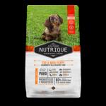 Nutrique toy & Mini Puppy x 3 kg