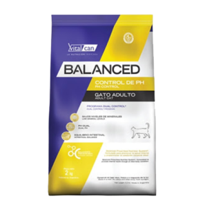 Balanced Gato Control PH All ages x 0,4 – 2- 7.5 kg