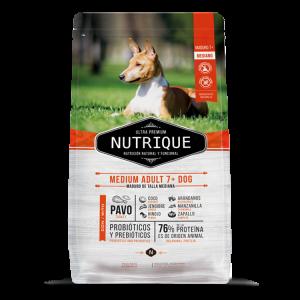 Nutrique Medium Adult 7+ x 12kg