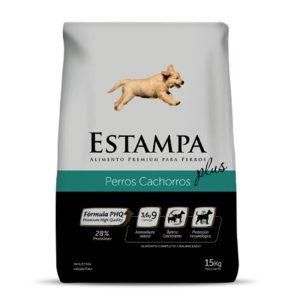 Estampa Plus Cachorros x 15 kg