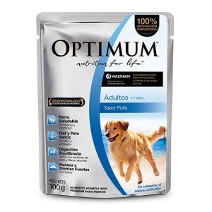 OPTIMUM Pouch Perro (varios)