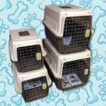 Transportadora Canil Perro o Gato